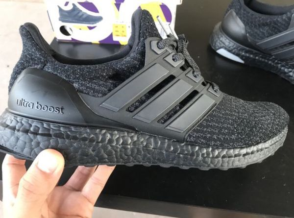 6d328086fa2 Ultra Boost 3.0 Triple Black for Sale in Albuquerque