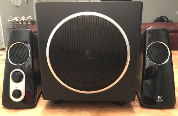 e8f20027151 Logitech z523 Speaker System 2.1 for Sale in Sycamore, IL - OfferUp