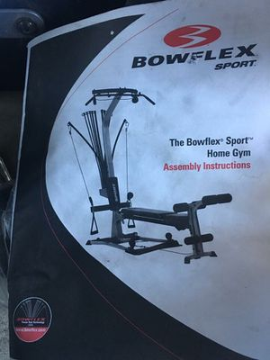 Bowflex & cardio bike for Sale in Bulger, PA