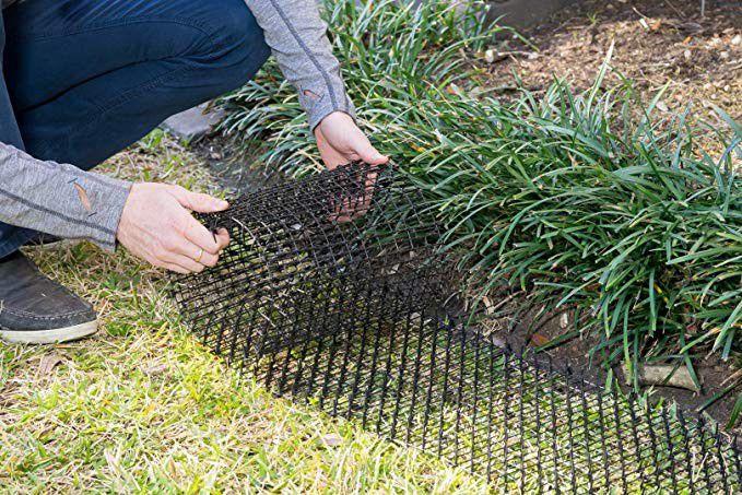 Homarden Cat Repellent Outdoor Scat Mat (6.5 ft)