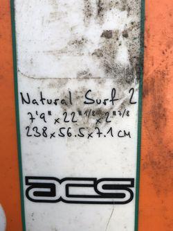 ACS natural surf broad Thumbnail