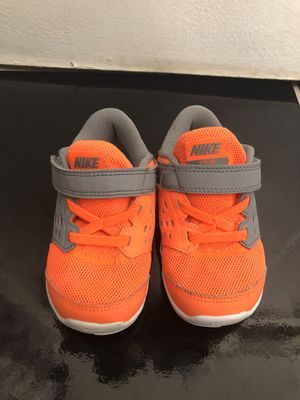 Nike Size 7 Toddler Shoes for Sale in Montgomery Village, MD