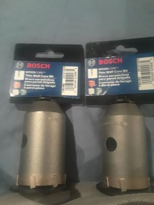"""Bosch thin wall core bit 9/16"""" for Sale in Baltimore, MD"""
