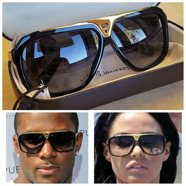 c8551656087 Louis Vuitton Evidence Designer Sunglasses for Men or Women. Los Angeles ...