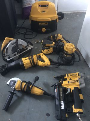 Freaky power tools most brand new !! for Sale in FL, US