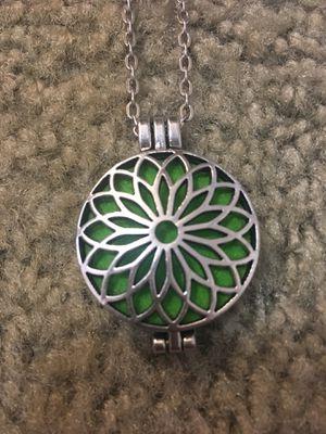 Vintage Silver Locket Necklace for Sale in Alexandria, VA