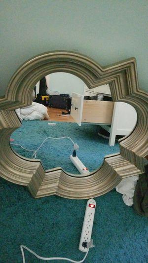 Universal Antique Silver Wall Mount Mirror for Sale in Fairfax, VA