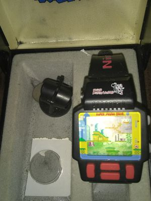 Super Mario watch for Sale in Denver, CO
