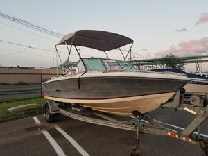 19' Searay 1988 boat with trailer for Sale in Charlestown, MA