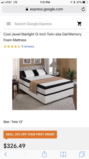 Twin bed for Sale in Waldorf, MD