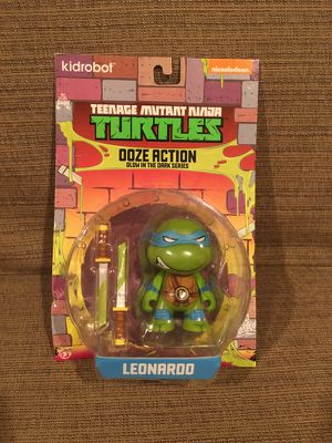 Ninja Turtle Leonardo Action Figure for Sale in Los Angeles, CA