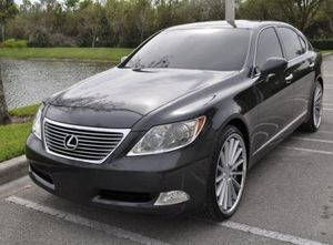 Asking $15OO! Lexus LS460 07 for sale for Sale in Raleigh, NC