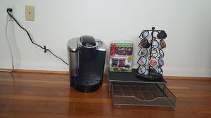 Keurig Digital Coffee Maker! PLUS FREE!!! LIKE NEW! for Sale in Frederick, MD