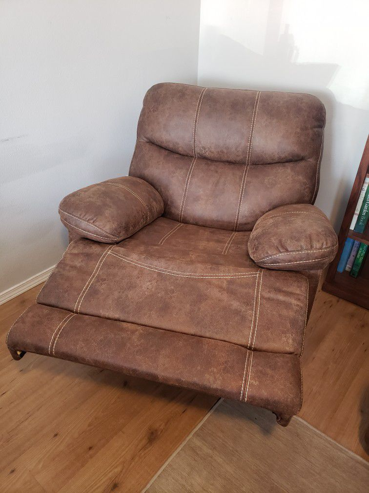 Old Cannery Glider/Rocker/Recliner