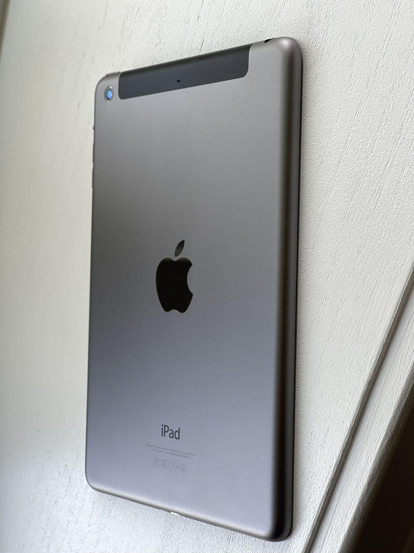 iPad Mini 2 32GB Wifi & Cellular