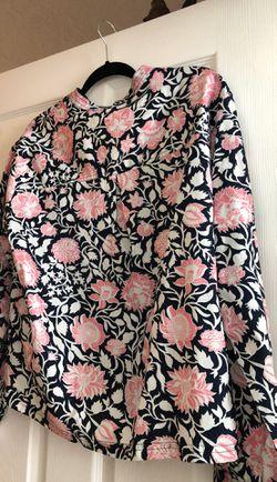 Lucky Brand shirt, women's Medium size shirt, never worn Thumbnail
