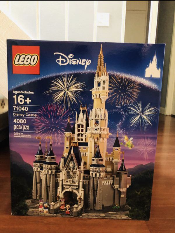 Limited EditionDisney Princess Castle by LEGO (71040) for Sale in West Covina, CA - OfferUp