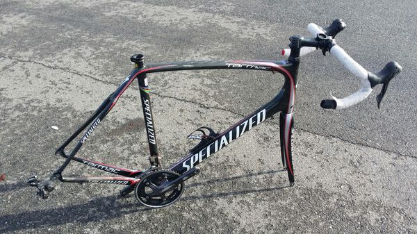 2009 Specialized Tarmac Frame and Forks 61cm for Sale in Seattle, WA -  OfferUp