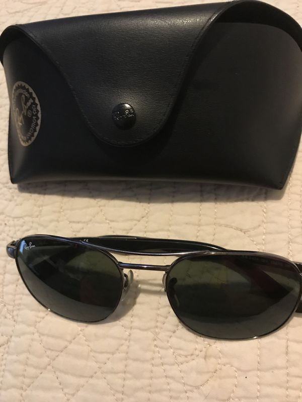 ecbe0c54b9 Ray Ban Sunglasses 3424 55 19 for Sale in San Antonio