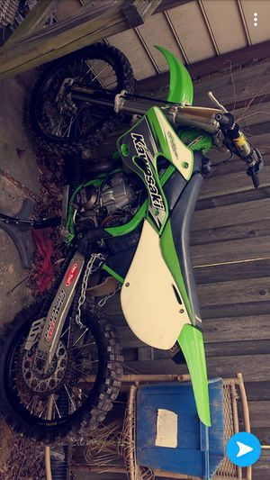 Dirt bike 250 kx2storke 09 for Sale in Silver Spring, MD