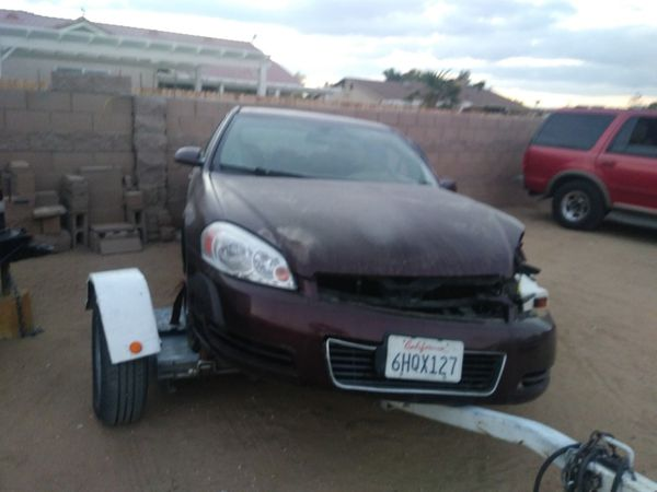 Chevy Impala 2007 For Sale In Apple Valley Ca Offerup