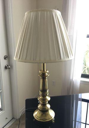 Vintage Stiffel Lamps >> Vintage Brass Stiffel Lamp For Sale In Clermont Fl Offerup