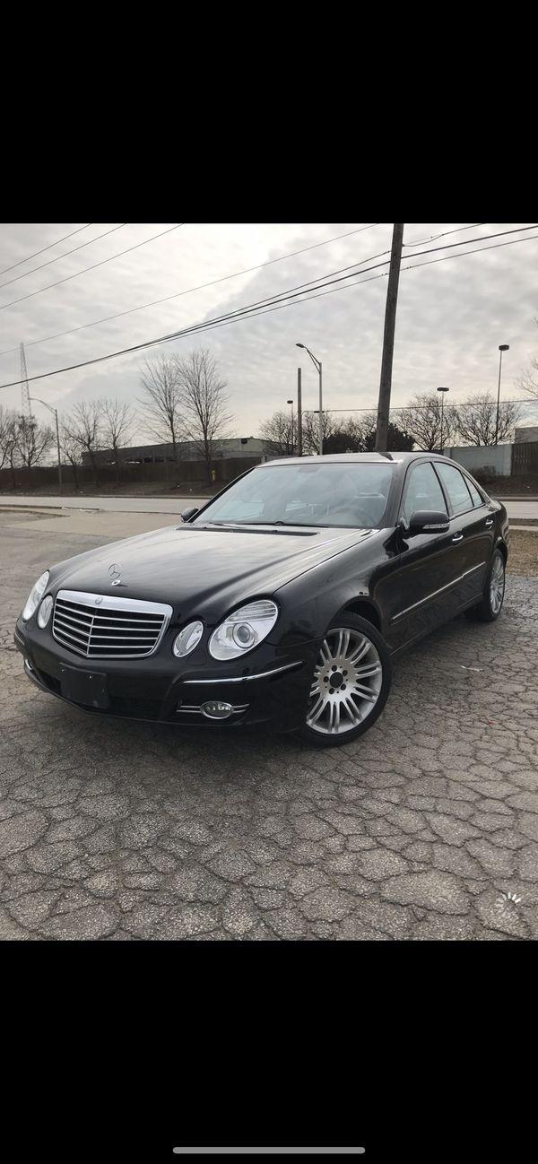 2008 Mercedes Benz E350 4matic for Sale in Northlake, IL ...