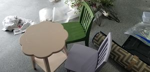 Photo Pottery Barn table and chairs kids