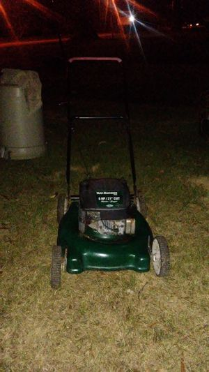 New And Used Lawn Mowers For Sale In Richmond Va Offerup