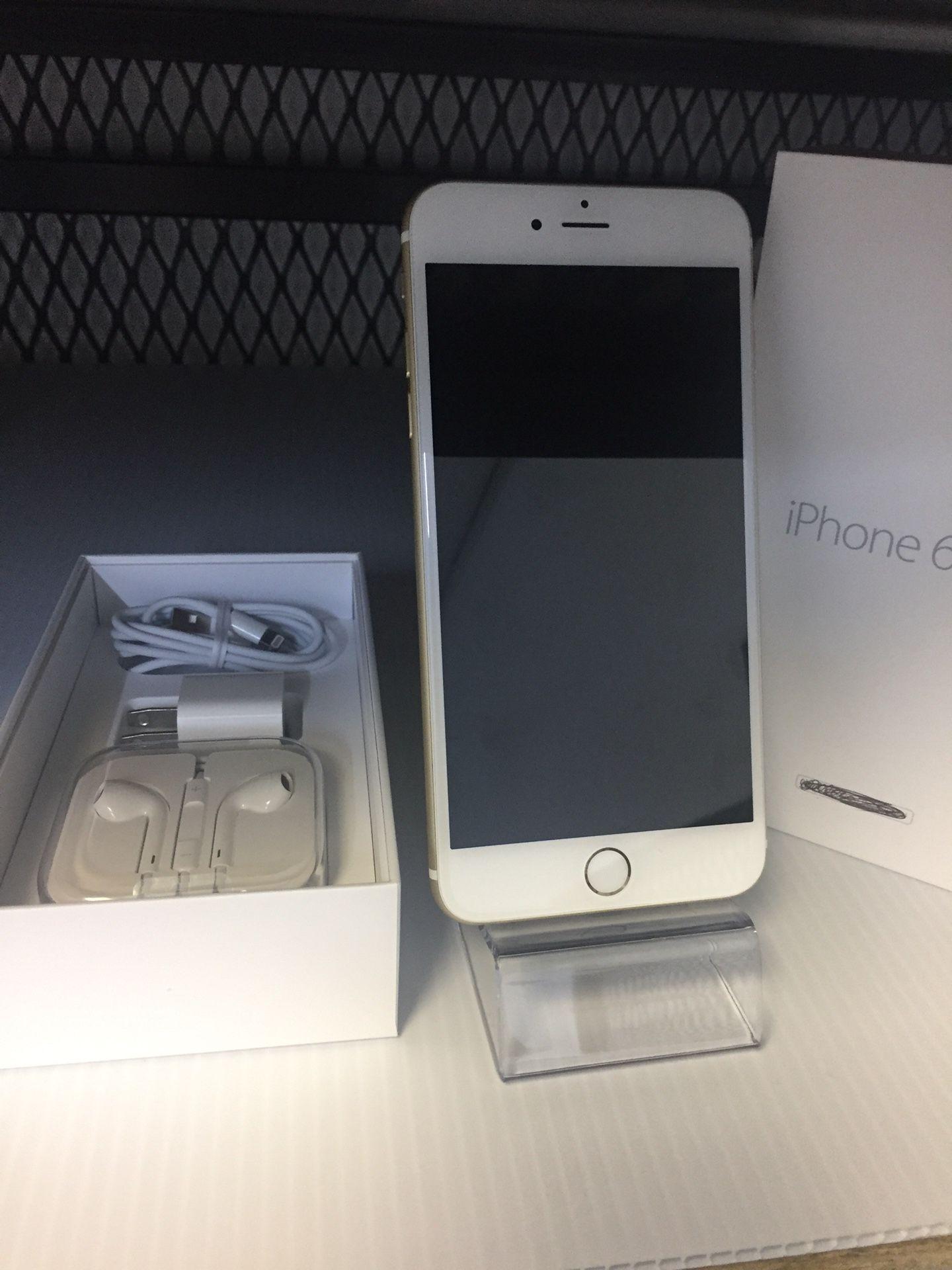 iPhone 6 Plus unlocked 16 GB new