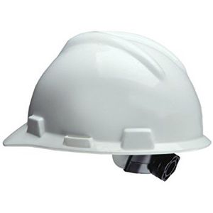 Safety Works 818064 Ratchet Hard Hat, White for Sale in Rockville, MD