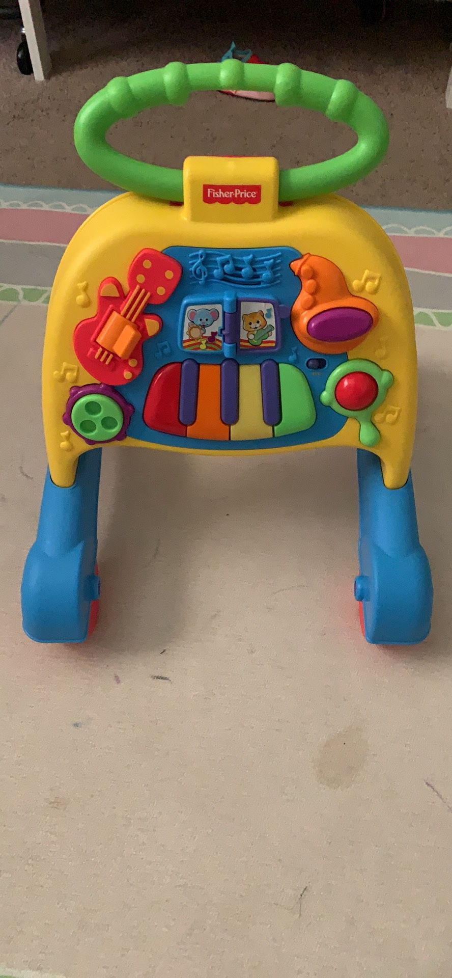 Fisher Price Rock and Roll Walker