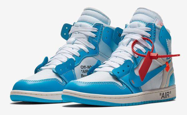 ed8b5455d1 UNC Jordan 1 Off White (Clothing   Shoes) in Sacramento