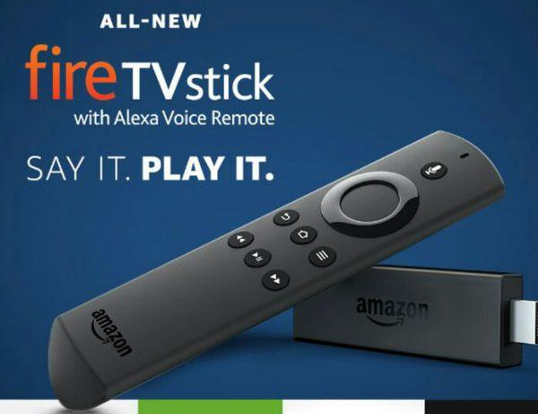 Amazon fire stick jailbroken  Fully loaded!! for Sale in North Bergen, NJ -  OfferUp