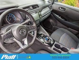 2019 Nissan LEAF Thumbnail