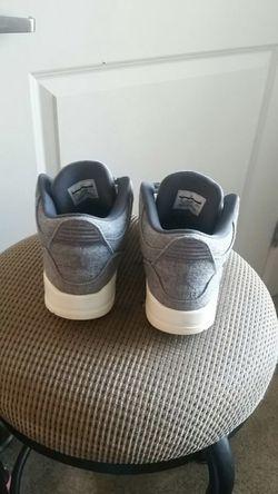 """Jordan 3 """"Wool Grey"""" Thumbnail"""