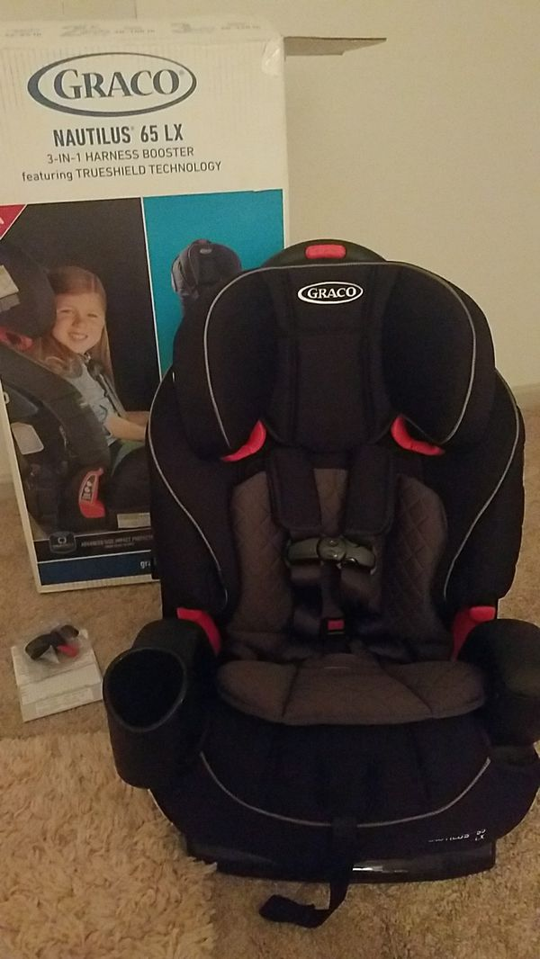 5ee20d36e Brand New Graco Nautilus 65 LX 3-in-1 Booster Car Seat for Sale in ...