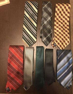 Lot of 8 ties for Sale in Washington, MD