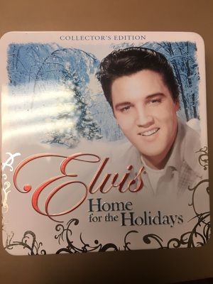 Elvis Collector's Edition Holiday CD Box for Sale in Orlando, FL