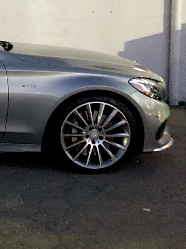 Mercedes Rims For Sale >> Amg Rims For Mercedes 18 Inches Wheels Brand New For Sale In West