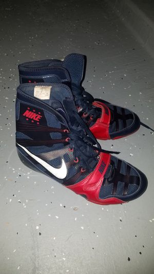 boxing shoes for Sale in Houston, TX