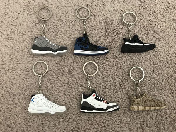 Jordan Keychain stocking stuffers for Sale in San Francisco 1b1bee4a2