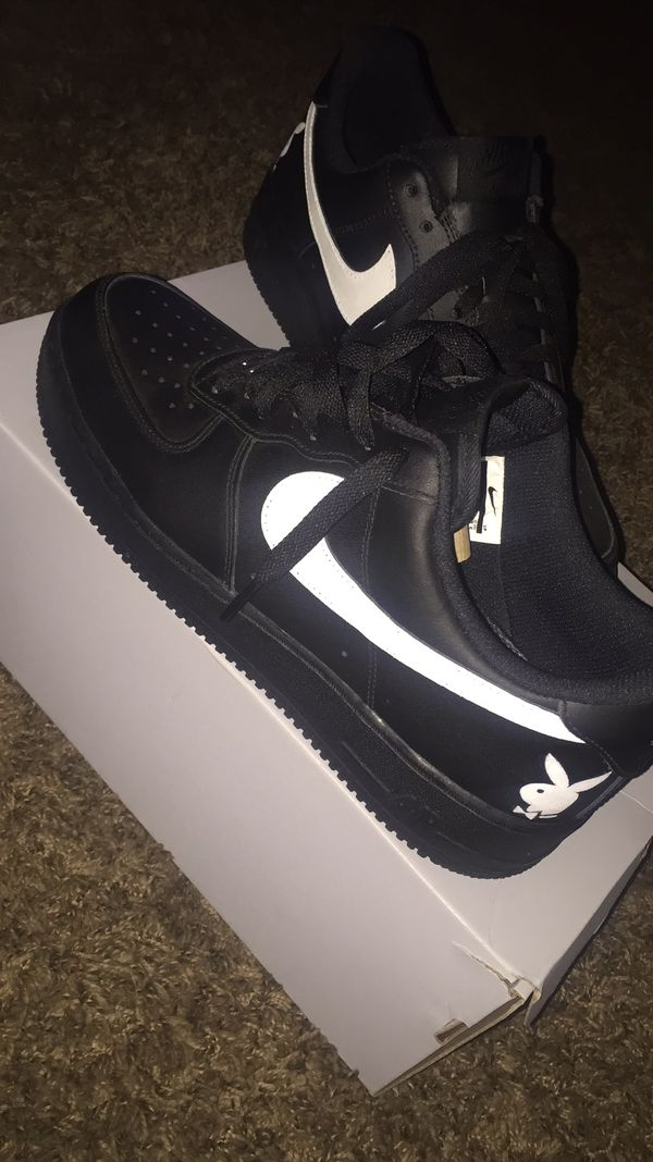4cbd8d1c0672b Nike Air Force 1 AF1 Playboy Custom for Sale in Montclair, CA - OfferUp