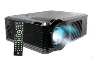PYLE HOME PRJLE33 WIDESCREEN HD 1080P 2,500-LUMEN PROJECTOR for Sale in Silver Spring, MD
