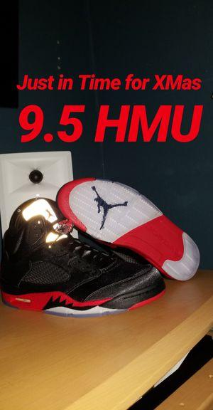 Air Jordan 5 University Red 9.5 for Sale in Arlington, TX