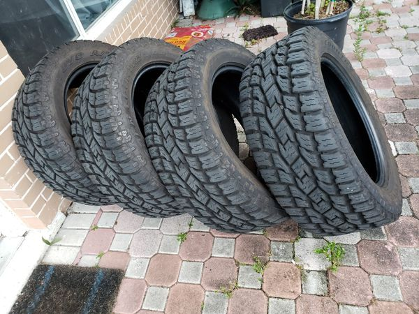285/55R20 Toyo Open Country AT2 Extreme for Sale in ...