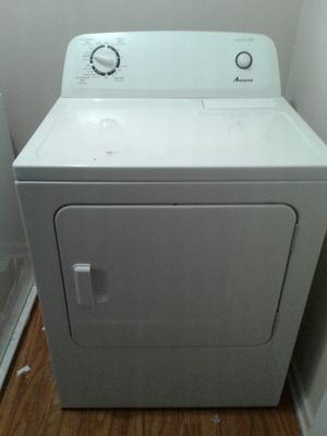 Photo Pre-owned Amana dryer for sale $ 130.00