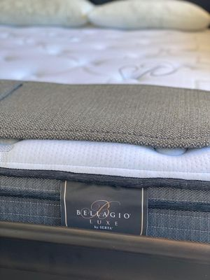 Photo Brand new Queen size Mattress Bellagio Luxe by Serta Double Sided Bed