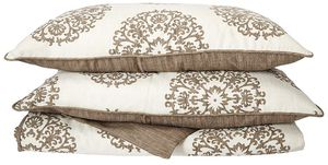 Stone Cottage Medallion Cotton Sateen Duvet Cover Set, King for Sale in Springfield, VA