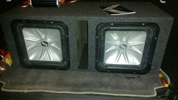 Kicker L5 12 inch subs for Sale in Moody, TX - OfferUp